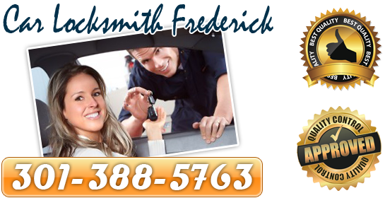 Car Locksmith Frederick banner